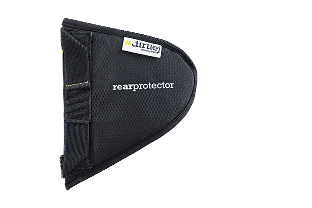 dirtlej bikeprotection <b>rear</b>protector