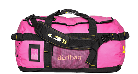 dirtlej dirtbag pink