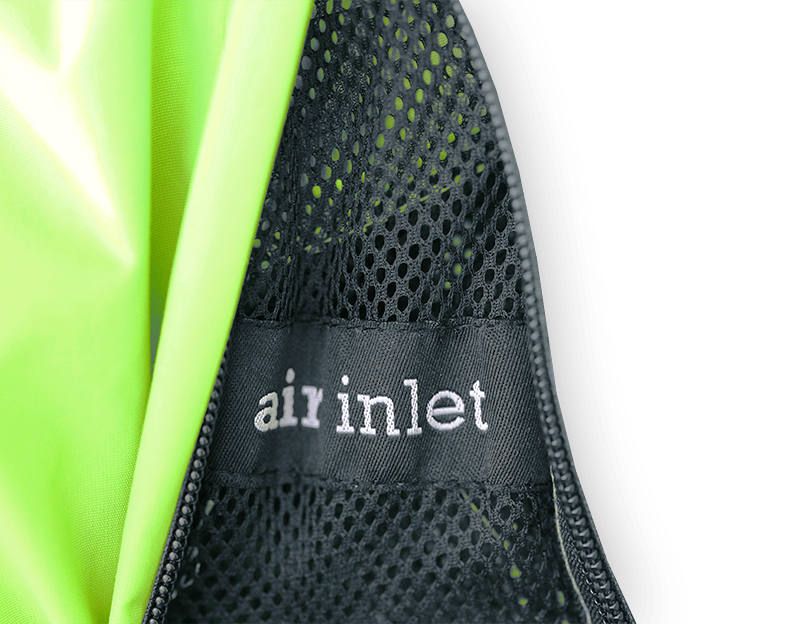 dirtlej dirtsuit classic edition Air inlets