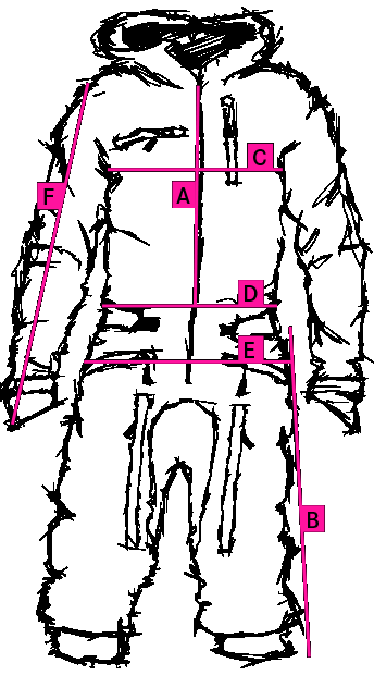 dirtlej dirtsuit classic edition measurements